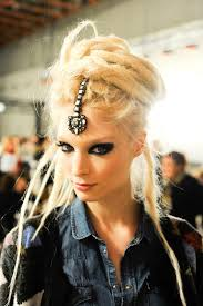 coco chanel hair styles 10 best dread fashion images on pinterest hair dos hairdos and