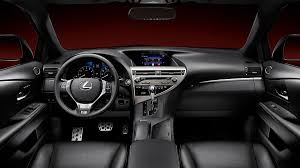 lexus f sport red interior 2013 lexus rx 350 f sport review notes autoweek
