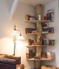 Home Interior Shelves Cool Corner Shelf Ideas Home Interiors