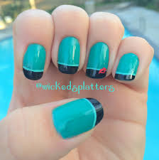 cinderella nail design gallery nail art designs