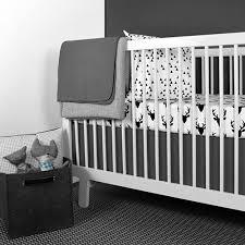 baby deer crib bedding sets woodlands deer crib bedding set mint