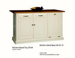 48 kitchen island kitchen island gallery heritage allwood furniture