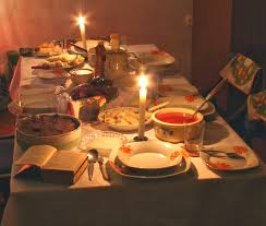living orthodox traditions russian christmas eve supper holy supper