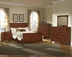 vaughan bassett simply cherry dark nightstand 300 227