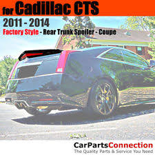 car u0026 truck spoilers u0026 wings for cadillac cts with warranty ebay