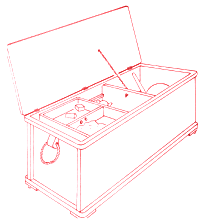 Diy Toy Box Plans by How To Build A Toy Box