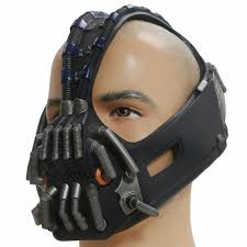 Bane Halloween Costume Wholesale Bane Mask Batman Dark Knight Cosplay Head