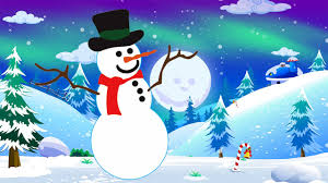 frosty snowman christmas song