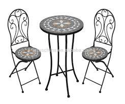 Outdoor Coffee Table Set Outdoor Mosaic Bistro Set Table Outdoor Mosaic Bistro Set Table