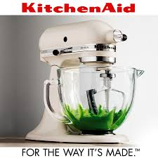 designer kitchen aid mixers kitchenaid artisan stand mixer 5ksm125ps almond cream cook