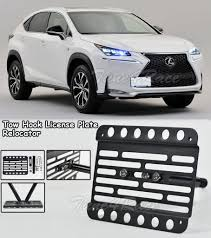 lexus nx200t price in cambodia for 15 up lexus nx200t nx300h front bumper tow hook license plate