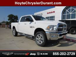 white dodge truck 2018 dodge ram 2500 4x4 crew cab big horn white truck for sale