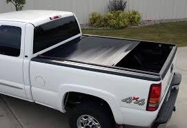 Chevy Silverado Truck Bed Cover - retrax one titan truck