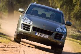 porsche cayenne 2008 turbo 2008 porsche cayenne turbo review four wheeler magazine