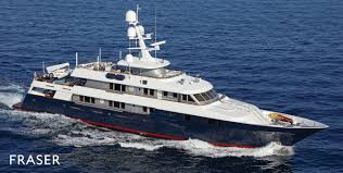 Best Yacht Names Luxury Yachts For Charter Charter Yachts Fraser