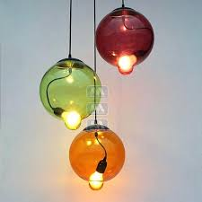 Colored Glass Pendant Lights New Colored Glass Pendant Lights 1 Light Smoky Green Colored Glass
