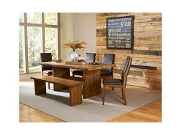 Dining Room Sets Tampa Fl Homelegance 5479 Contemporary Dining Table With Live Edge