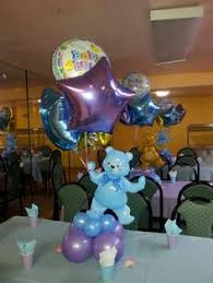 Teddy Bear Centerpieces by Teddy Bear Balloon Centerpiece Parties And Celebrations