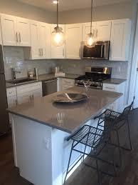 quartz kitchen countertop ideas chic grey quartz kitchen countertops best 25 gray ideas on