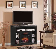 47 5 u0027 u0027 adams coffee black entertainment center electric fireplace