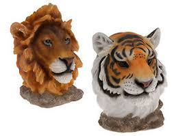 decorative tiger or ornament garden ornament