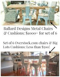 Ballard Design Chairs Our Kid Friendly Dining Room Our Storied Home