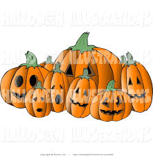 royalty free face stock halloween designs