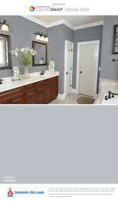best 25 gray paint ideas on pinterest gray paint colors gray i found this color with colorsnap visualizer for iphone by sherwin williams lazy bath paintgray