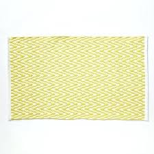 Jute Bath Mat Zig Zag Bath Rug Jeux De Decoration