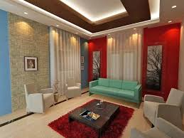 Modern Living Room False Ceiling Design  Of  Latest Plaster - Living room roof design