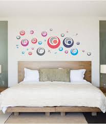 saifee acrylic 3d wall sticker circle offer price in india image of offer on oren empower glossy pvc vinyl colored circle large wall sticker price in