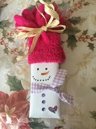 25 days of christmas crafts day 8 dollar tree snowmen youtube