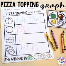 pizza centers for preschool pre k and kindergarten pocket of