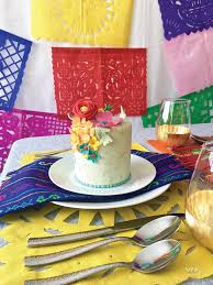 colorful fiesta ladies night bridal shower ideas themes