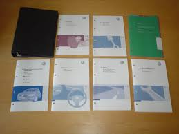 volkswagen passat owners manual handbook c w wallet 2005 2012
