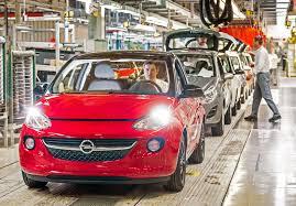 opel eisenach autoproduktion in ostdeutschland wächst um 15 prozent
