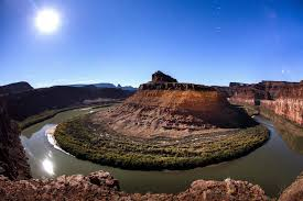 Climate Change Is Shrinking The Colorado River Source Colorado Trump Cutting Bears Ears And Other National Monuments Sets Up