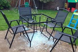 London Drugs Patio Furniture by Bangor Mum U0027s Table Recall Plea To Asda After Glass U0027explodes U0027 Out