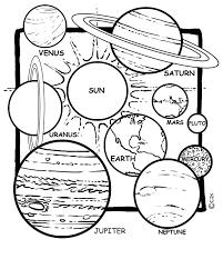 planets coloring pages lezardufeu com