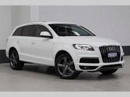 audi q7 autotrader audi q7 cars for sale in perth wa autotrader com au
