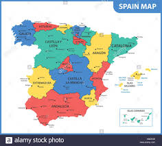 Pais Vasco Map Basque Country Map Stock Photos U0026 Basque Country Map Stock Images