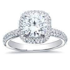 top engagement rings cushion cut halo engagement rings pave top 5 for diamonds