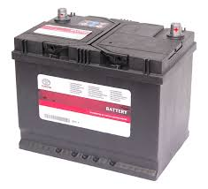 genuine toyota battery right hand twin setup hilux surf
