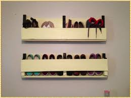 diy shoe rack tips and tricks to make one easier wall mounted room