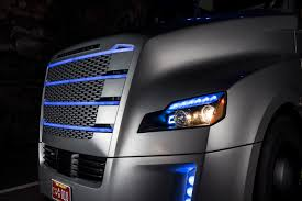 freightliner inspiration is the first autonomous truck granted a
