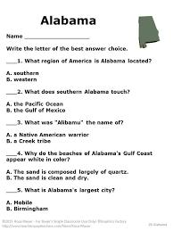alabama history worksheets lesupercoin printables worksheets