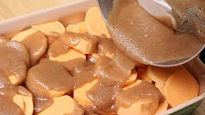 southern baked candied yams recipe divas can cook