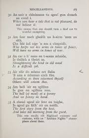 33 matheson collection u003e gaelic proverbs and proverbial sayings