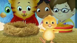 daniel tiger plush toys hello ducky daniel tiger u0027s neighborhood videos pbs kids
