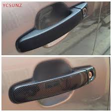 ford ranger door handle aliexpress com buy 2016 2017 door handle cover for ford ranger